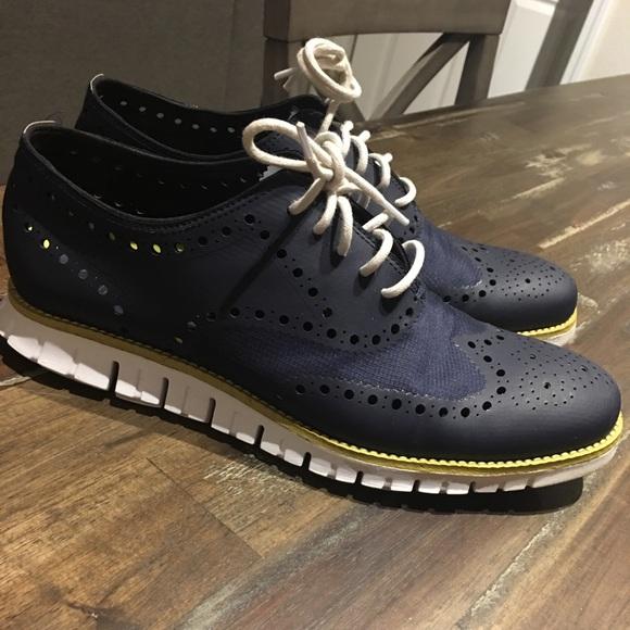 Cole Haan Shoes | Mens Cole Haan Blue